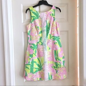 Lilly Pulitzer for Target Fan Dance Shift Dress